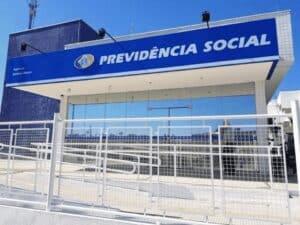 fachada de agência do INSS, representando perícia do INSS por telemedicina