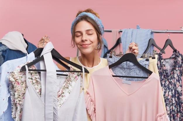 vender roupa em brechó online para fazer renda extra