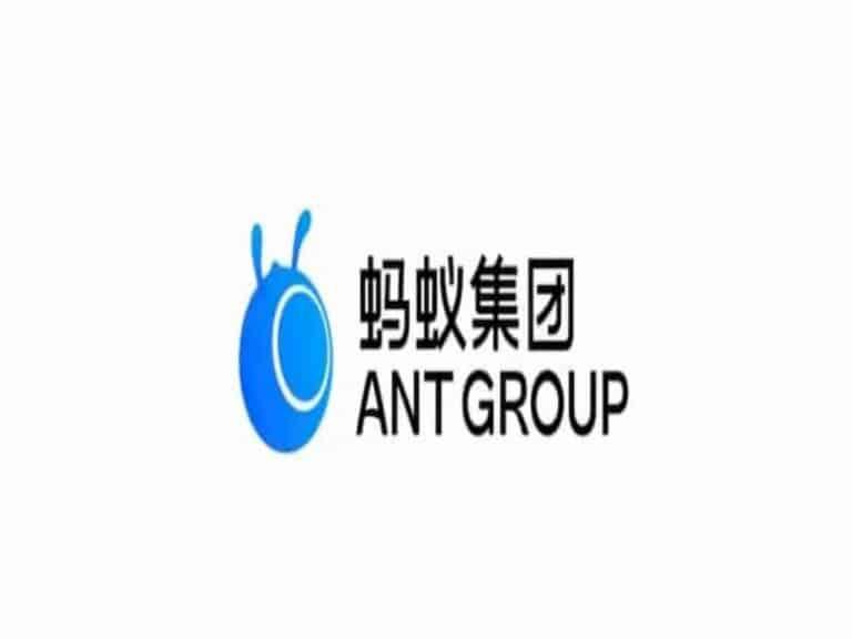 logo do Ant Group representando Ant Group está na mira do banco central chinês