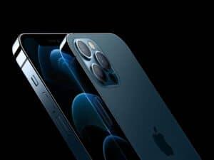 iphone 12, ilustrando pauta sobre carregador do iPhone 12