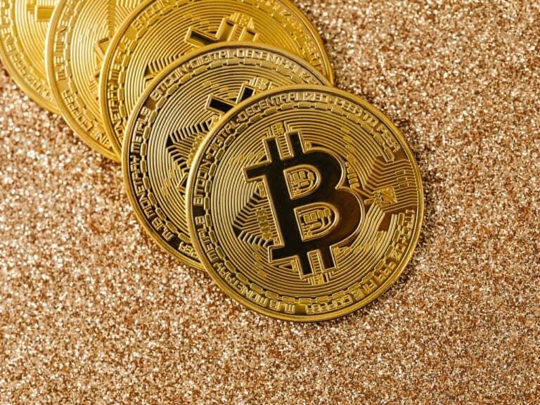 moedas de bitcoin, que teve maior rentabilidade do ano