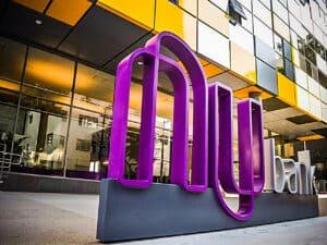 fachada do nubank, representando convite para investir na easynvest