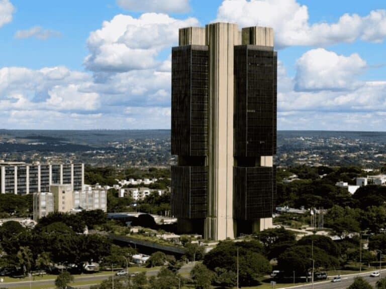 prédio do banco central, local de reunião do copom