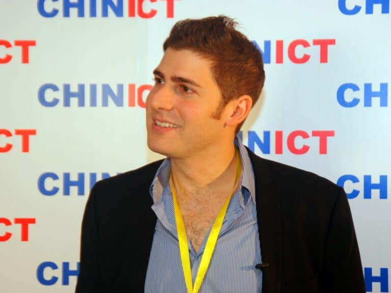 Imagem de Eduardo Saverin, o segundo dos homens mais ricos do Brasil