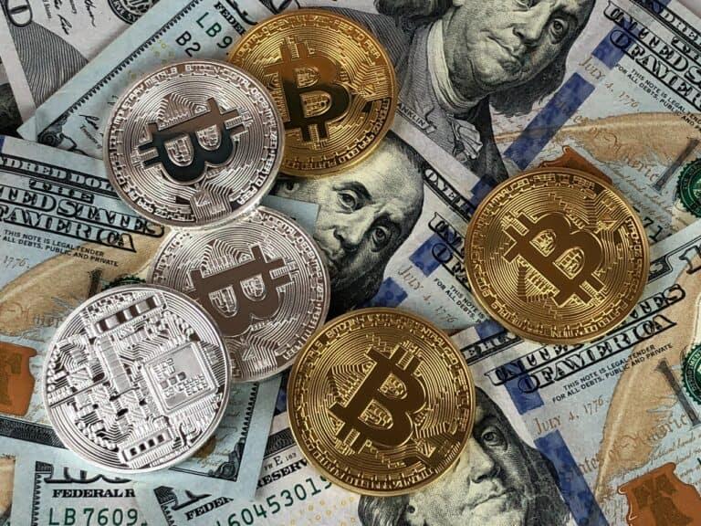 dólares e bitcoin, opções de investimento de investidores famoso