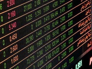 tabela com números sobre investimentos em 2021