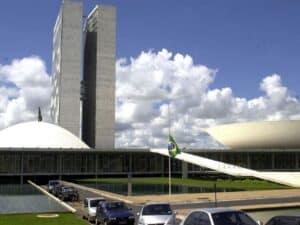 Congresso Nacional, onde a segunda fase da reforma tributária será discutida e votada.