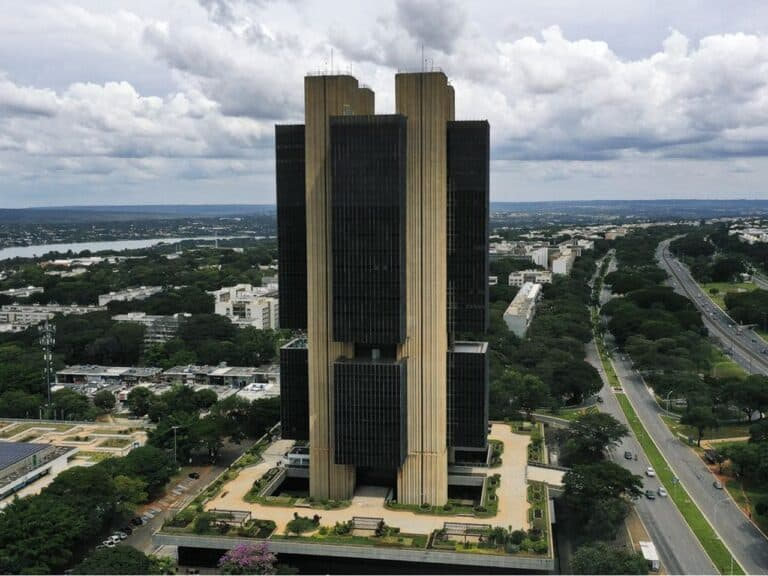 Sede do Banco Central, onde é definida a taxa Selic