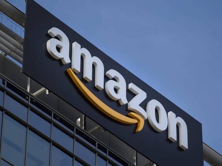 fachada da Amazon, representando trabalhar na Amazon