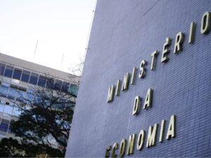 fachada do ministério da economia, que prevê transação tributária