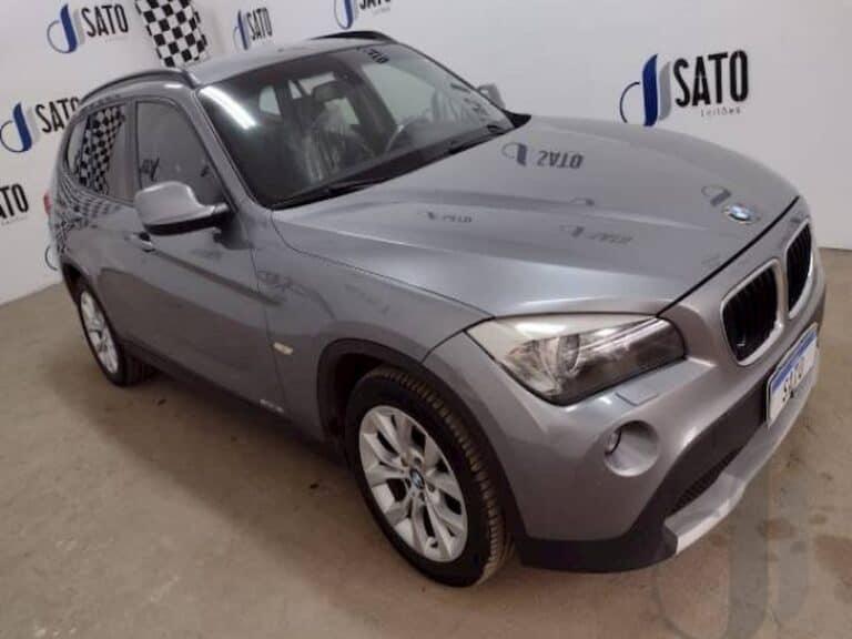 carro BMW. uma das opções de compra do leilão de carros do santander
