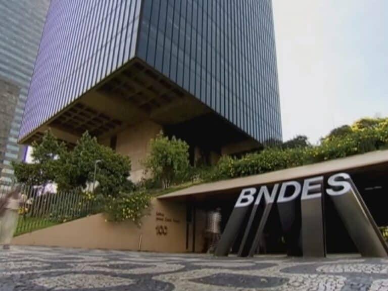 fachada do prédio do BNDES representando segunda edição do BNDES Garagem