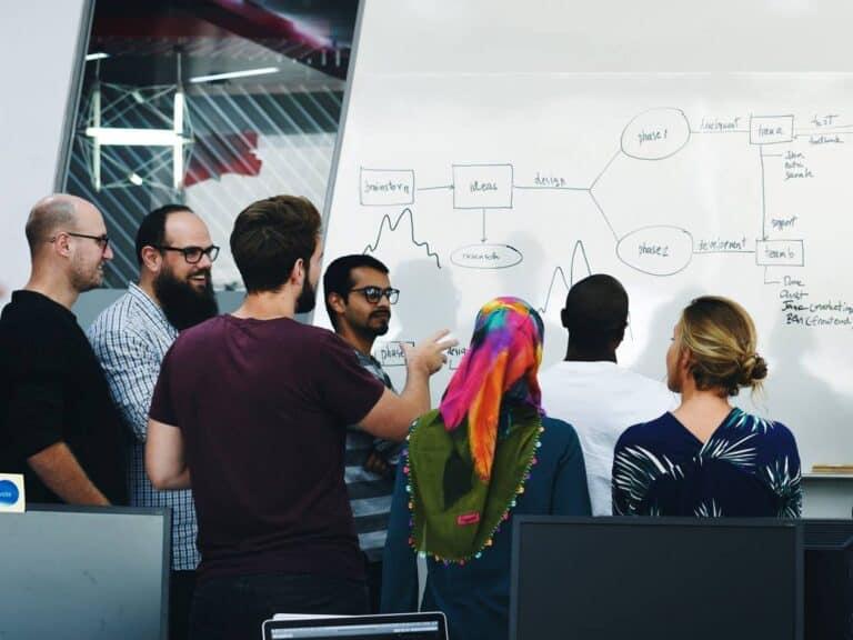 jovens de Startups brasileiras