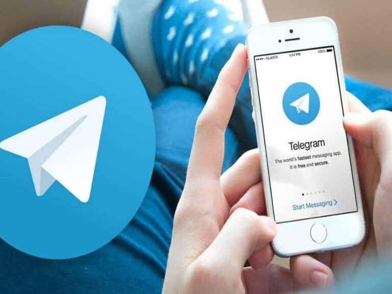 aplicativo telegram, que não terá monetizacao de dados