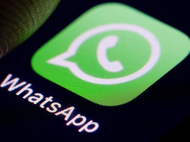 ícone do whatsapp, que deixou de funcionar em alguns aparelhos