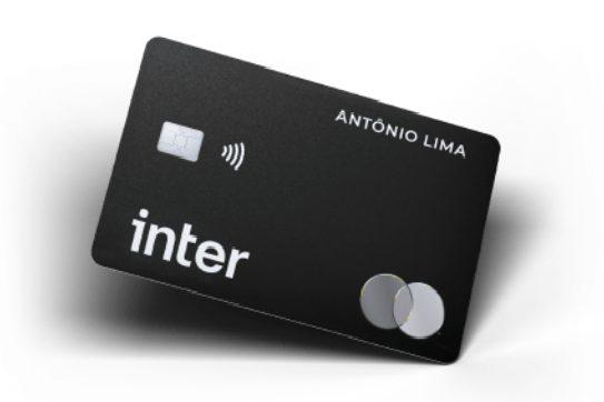 Imagem do Cartão Inter Black