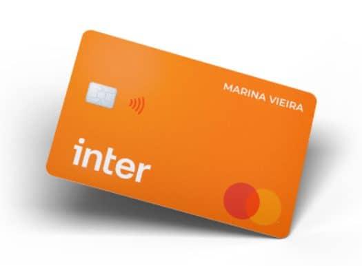 Imagem do Cartão Inter Gold