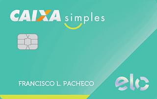 Imagem do Imagem do cartão de crédito para negativado Caixa Simples