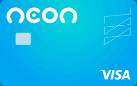 Imagem do cartão Neon, um dos melhores cartões de crédito sem anuidade