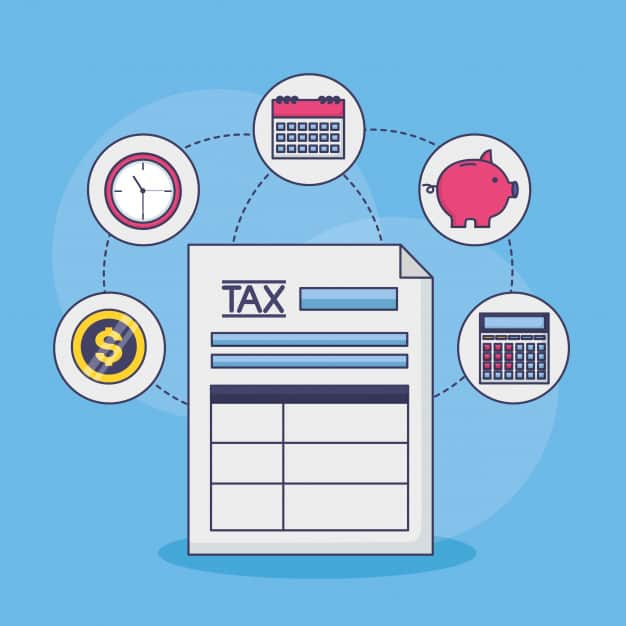 Imagem mostra organização para quem vai fazer a declaração de Imposto de Renda