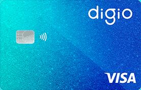 Cartão digio, um dos melhores cartões de crédito sem anuidade