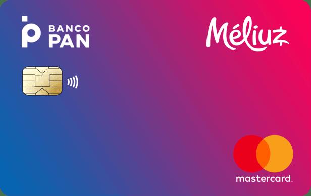 Imagem do cartão Méliuz, um dos melhores cartões de crédito sem anuidade