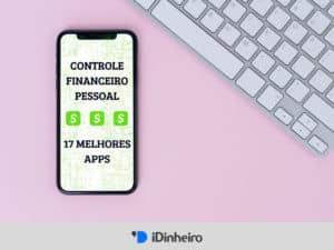 capa do artigo apps para controle financeiro pessoal