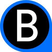 logo do app blackfolio