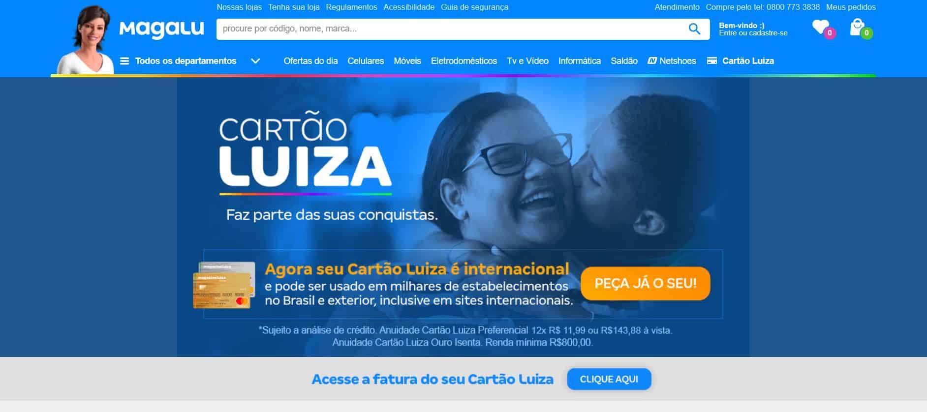 No site do Magalu, você poderá entender na prática quais são os documentos necessários para fazer o cartão Magazine Luiza