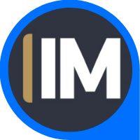 logo do aplicativo de investimento infomoney