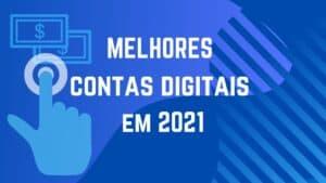 capa melhores contas digitais em 2021