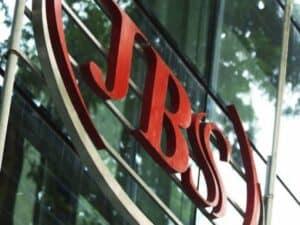 fachada de prédio da JBS representando vagas na JBS