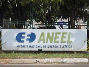 Fachada da Agência Nacional de Energia Elétrica representando CONTA DE ENERGIA MAIS BARATA