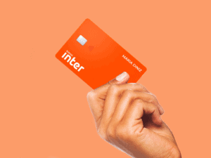 Solicitar cartão de crédito Inter