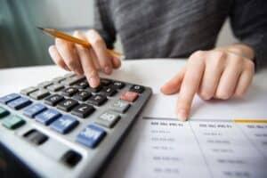 calculadora para correção de valores pela poupança