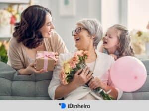 como fazer presente caseiro para o dia das mãespara