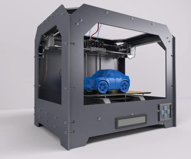 impressora 3D para trabalhar com personalizados