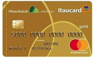 Imagem do cartão Pão de Açúcar Gold