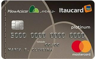 Imagem do Cartão Pão de Açúcar Platinum