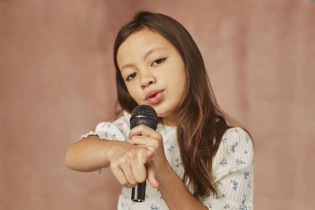 criança cantora pode ganhar dinheiro