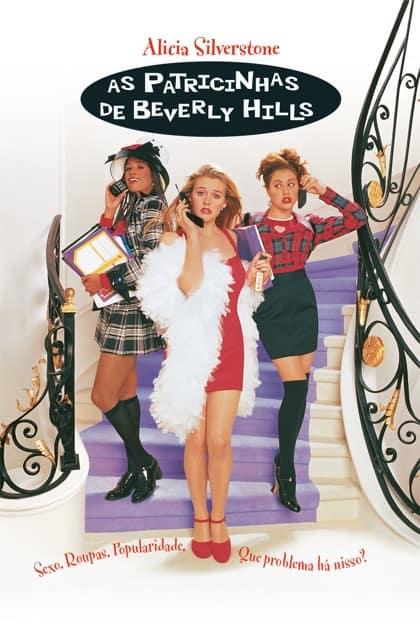 capa do filme as patricinhas de beverly hills