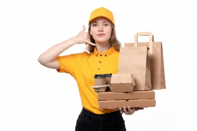 como conseguir dinheiro rápido e fácil vendendo comida