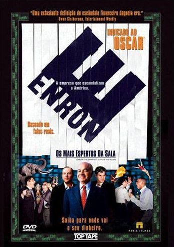 Capa do filme Enron - Os mais espertos da sala