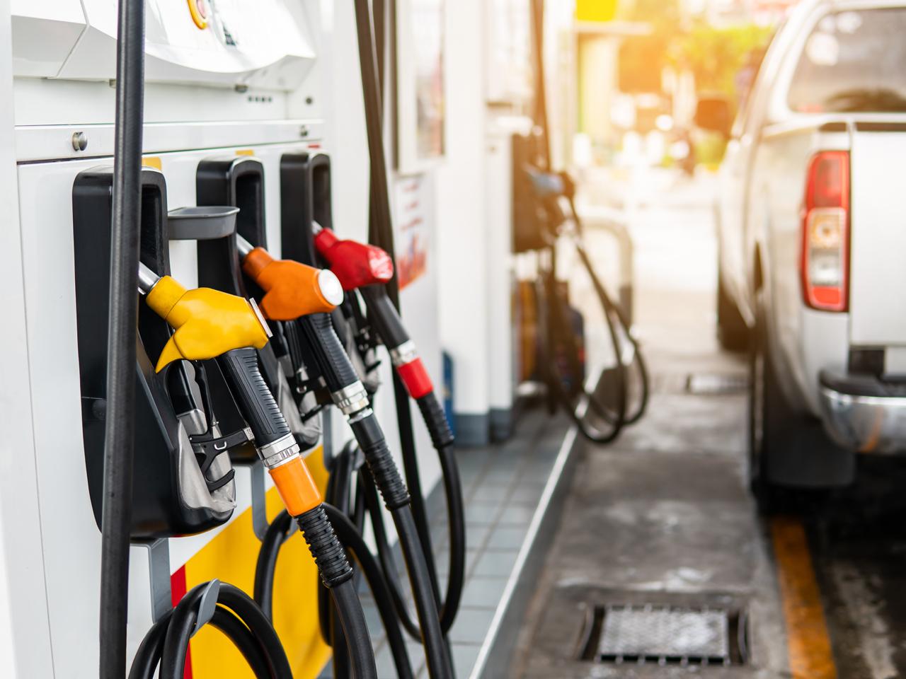 bombas de etanol ou gasolina