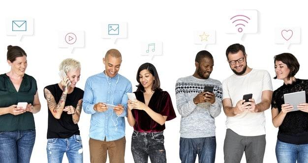 ganhar dinheiro no celular com as redes sociais