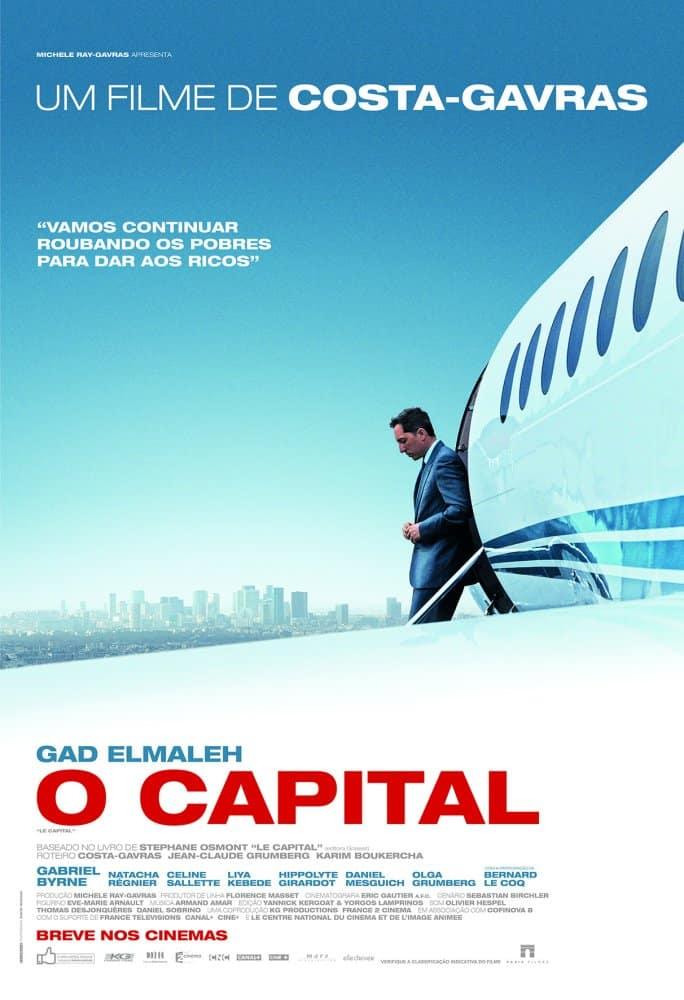 capa do filme o capital