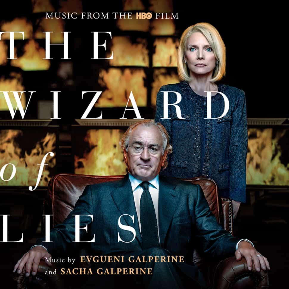 Capa do filme O mago das mentiras