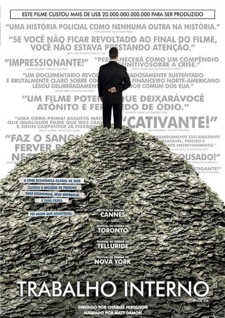 Capa do filme Trabalho interno