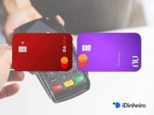 cartão c6 bank ou nubank