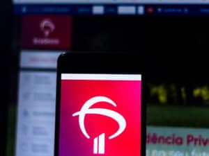 imagem da logo do bradesco para ilustrar o conteúdo da conta pj bradesco